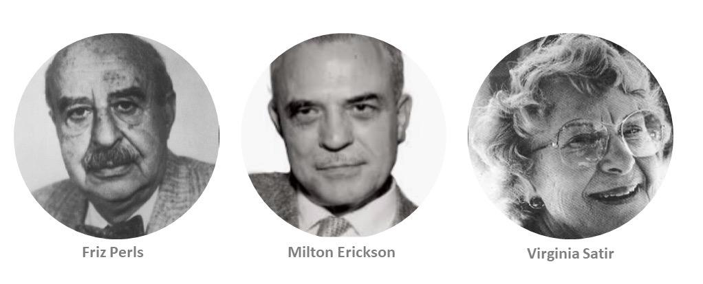 Perls Erickson y Satir_PNL